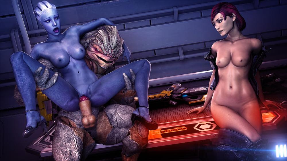 Секс Игры Масс Эффект