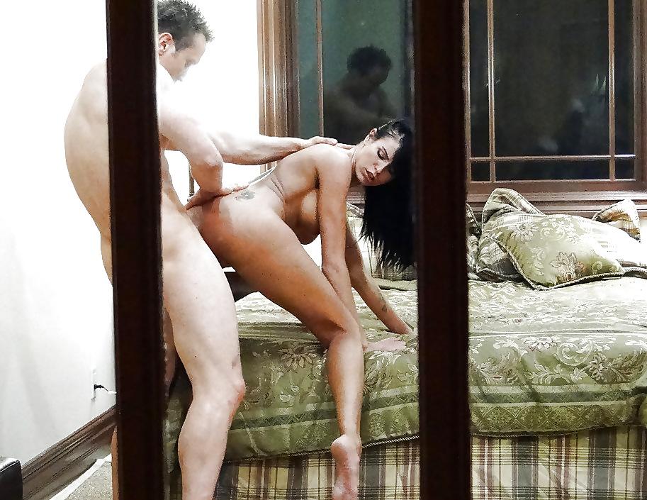 Домашних Подглядела Секс