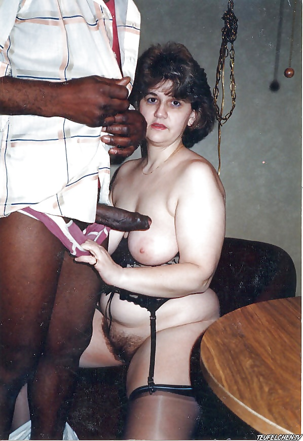 Ретро Куколд Жена