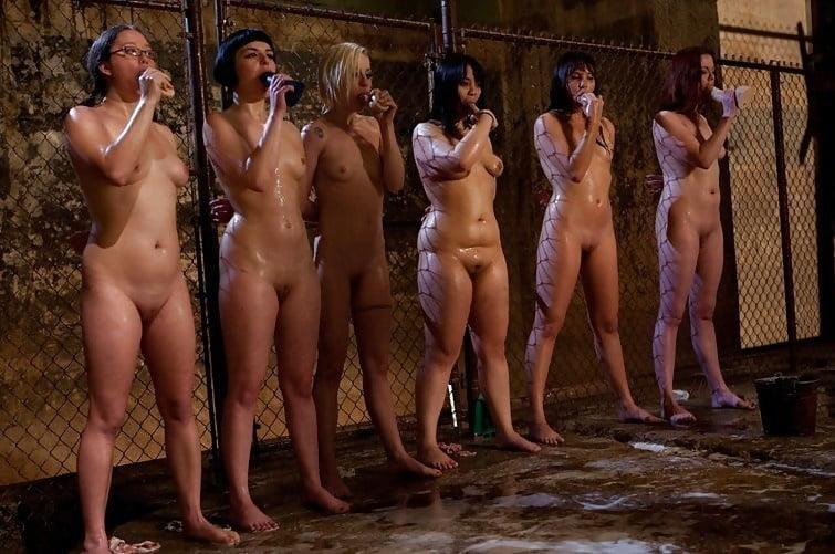 Фото Обнаженных Девушек Рабынь
