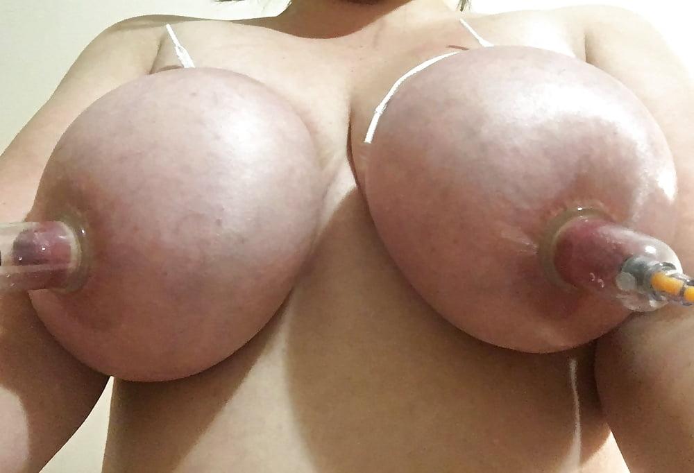 Swollen Nipples Porn