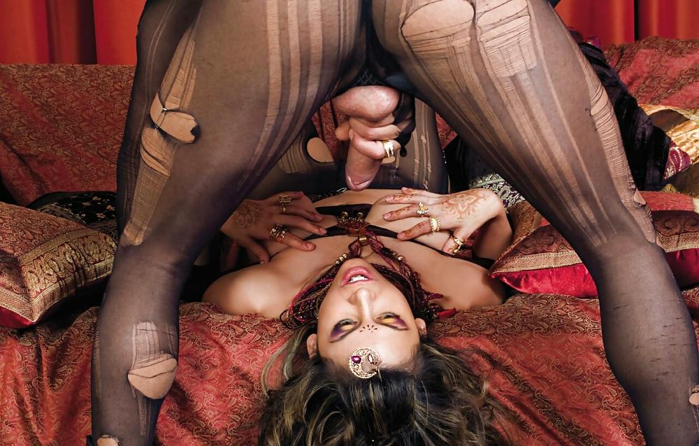 Порно Красивых Шлюх Колготки