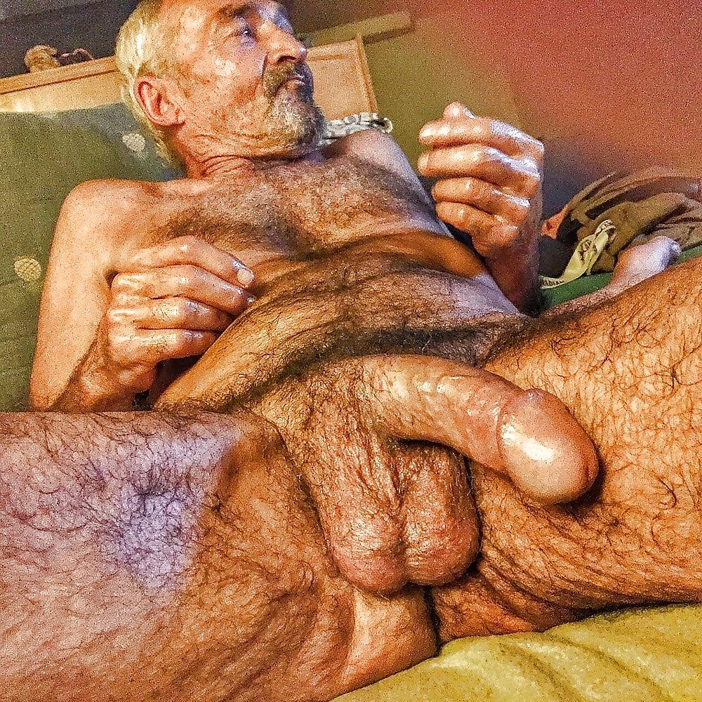 Порно Дед Гей Большой Член