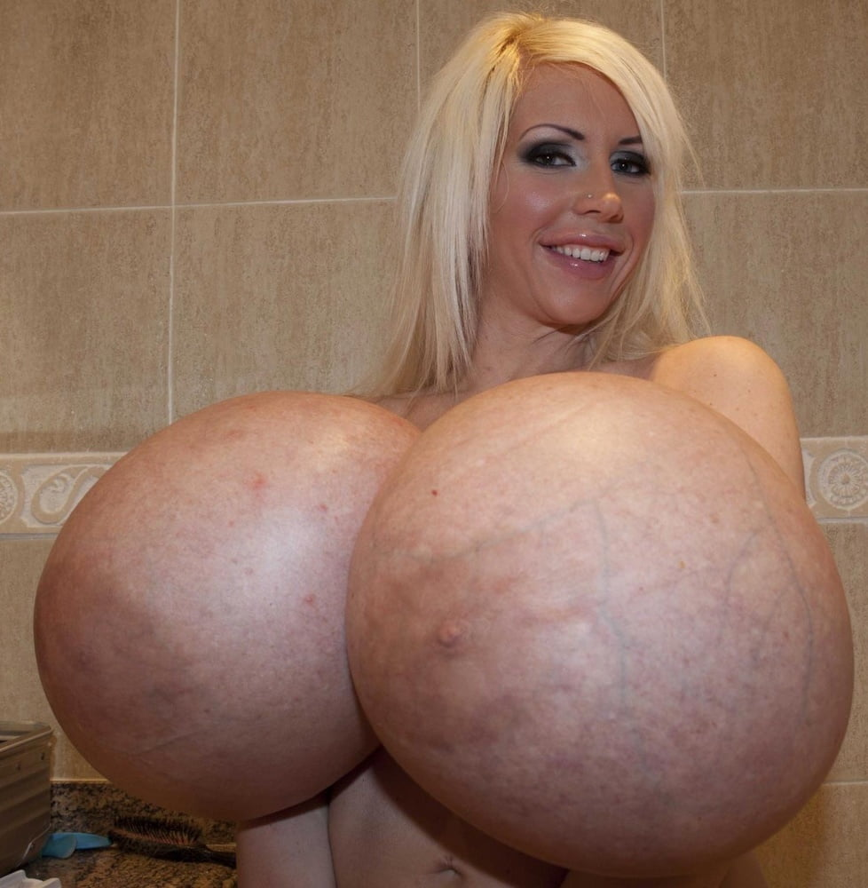 Giant Boobs