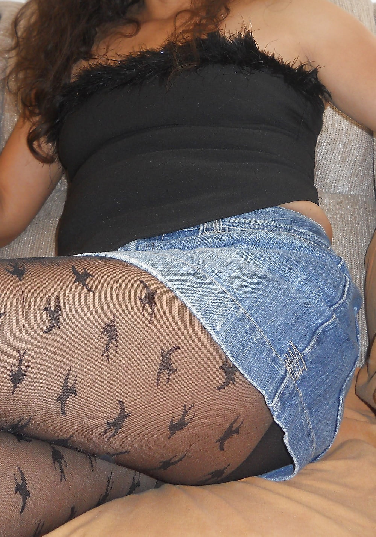 Pantyhose sexy milf-6729