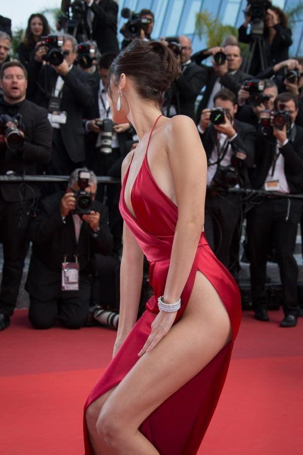 Bella hadid nude photo shoot