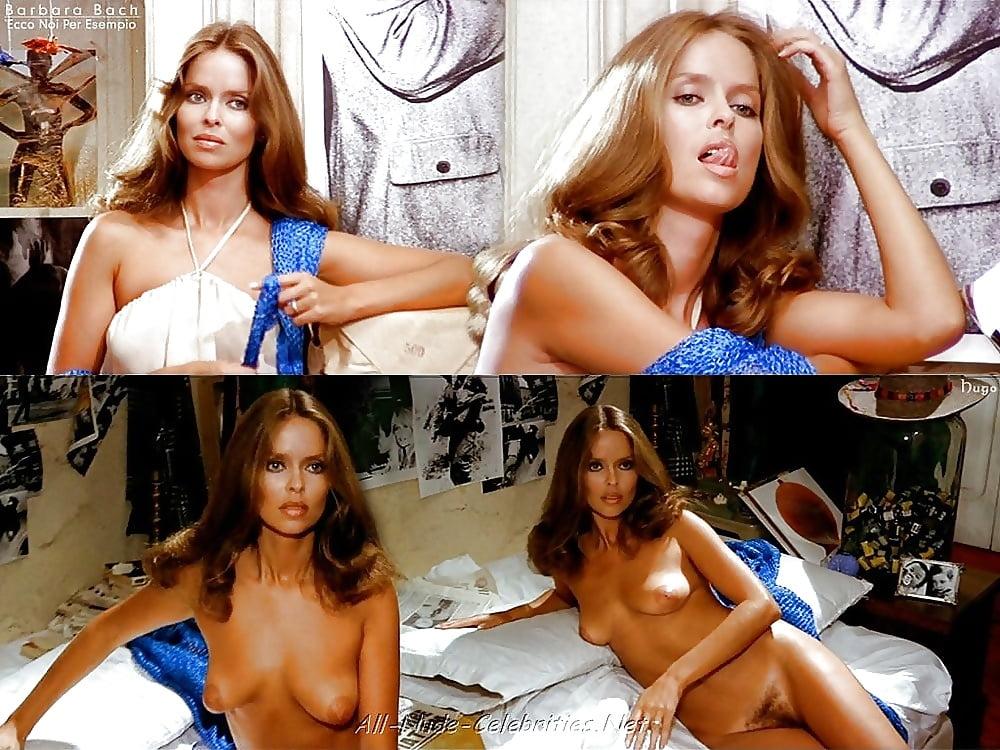 Barbara bach vintage full frontal nudity on gotporn