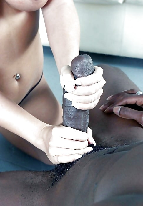 Big black boobs white dick