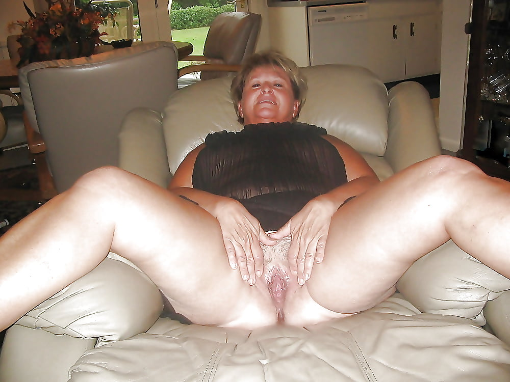Extreme private homemade granny