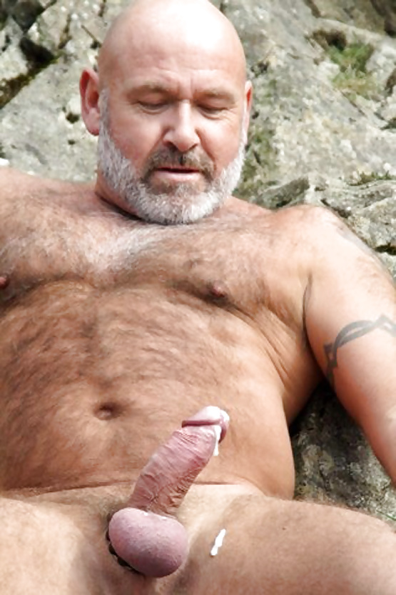 Hot sexy mature bear 10
