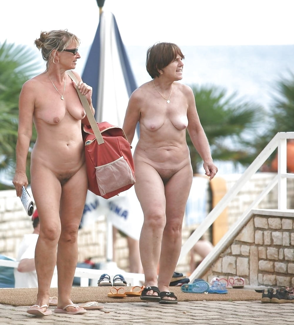 Nudist mature sisters 15