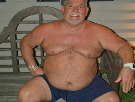 men Chubby buldges old