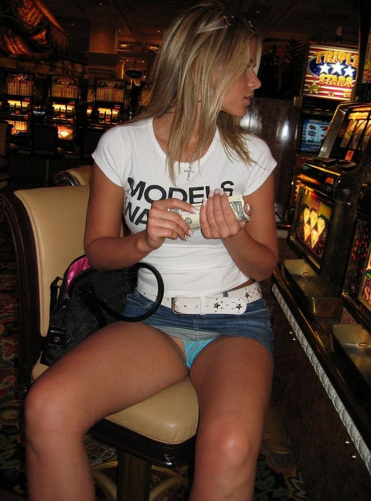 Casino pussy flash, free teen monstercock anal