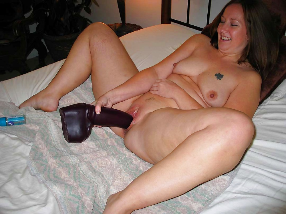 Huge Dildo Wife - 16 Pics  Xhamster-7810