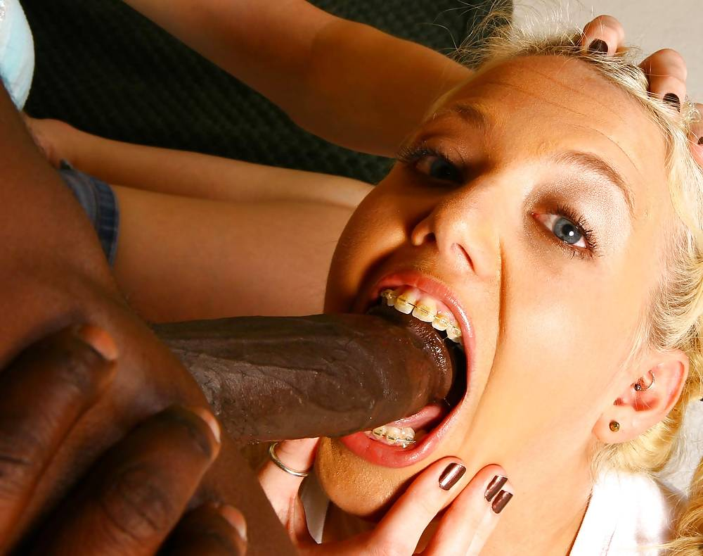 Teen alyssa jordan interracial