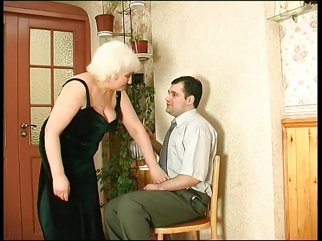 Wife catches her man fucking her mom-6493