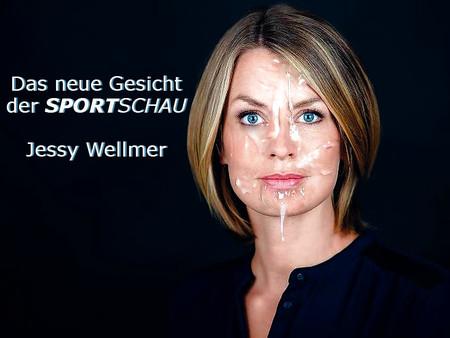Nackt jessy wellmer Susanne Daubner