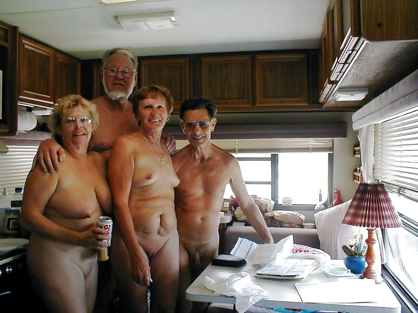 Sexy family are naked