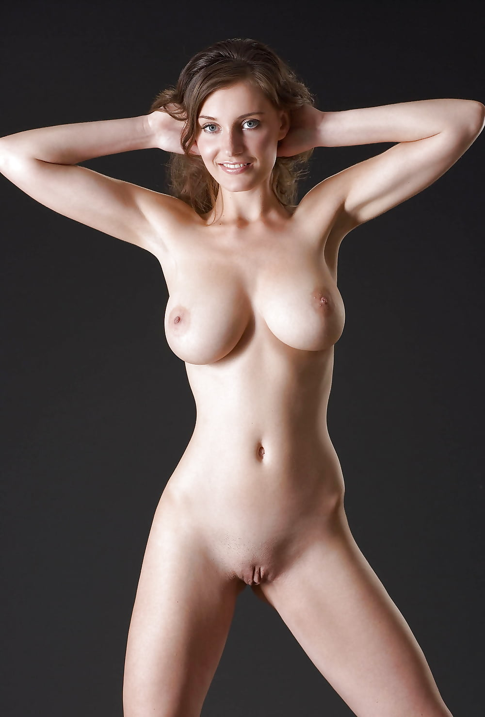 Naked Beautiful Female Body
