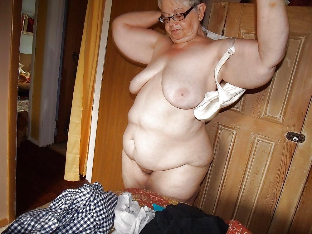 Mature Granny Oma