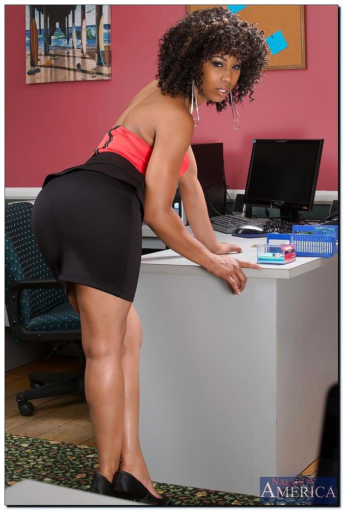Naken svart kvinner butts