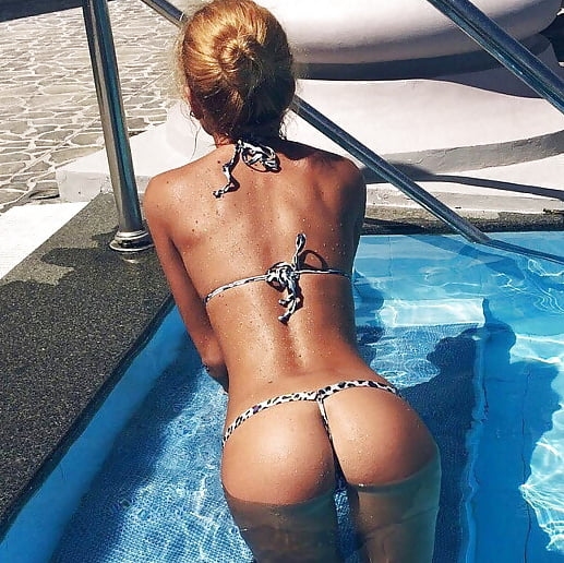 Nude thong babes-2691