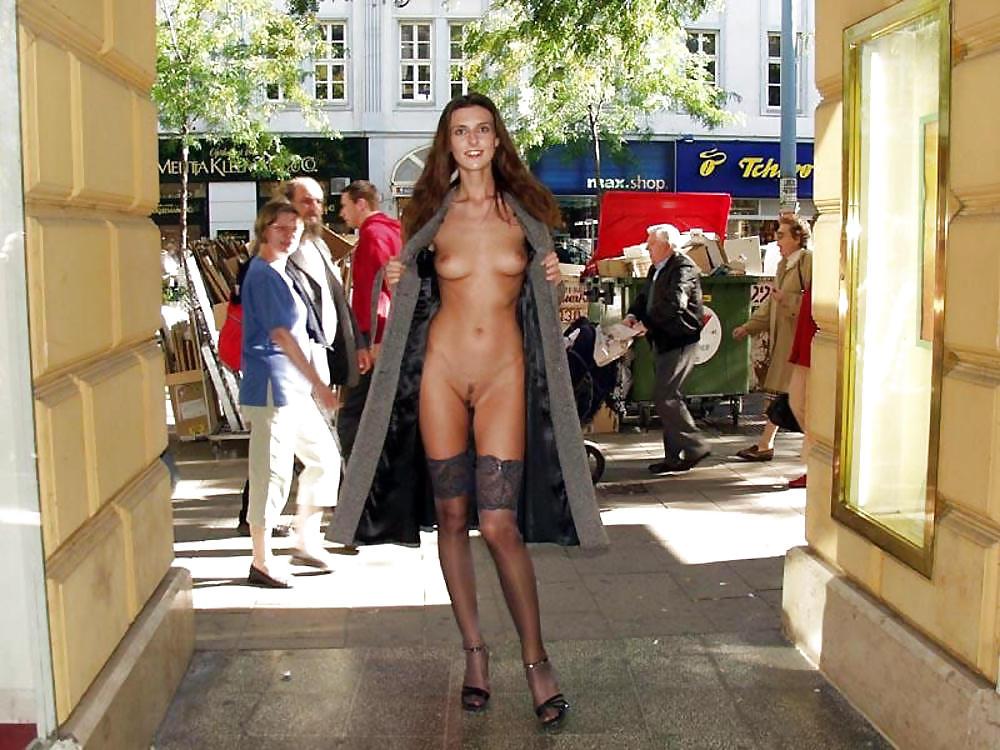 Couple seduce nude welsh women in public duration