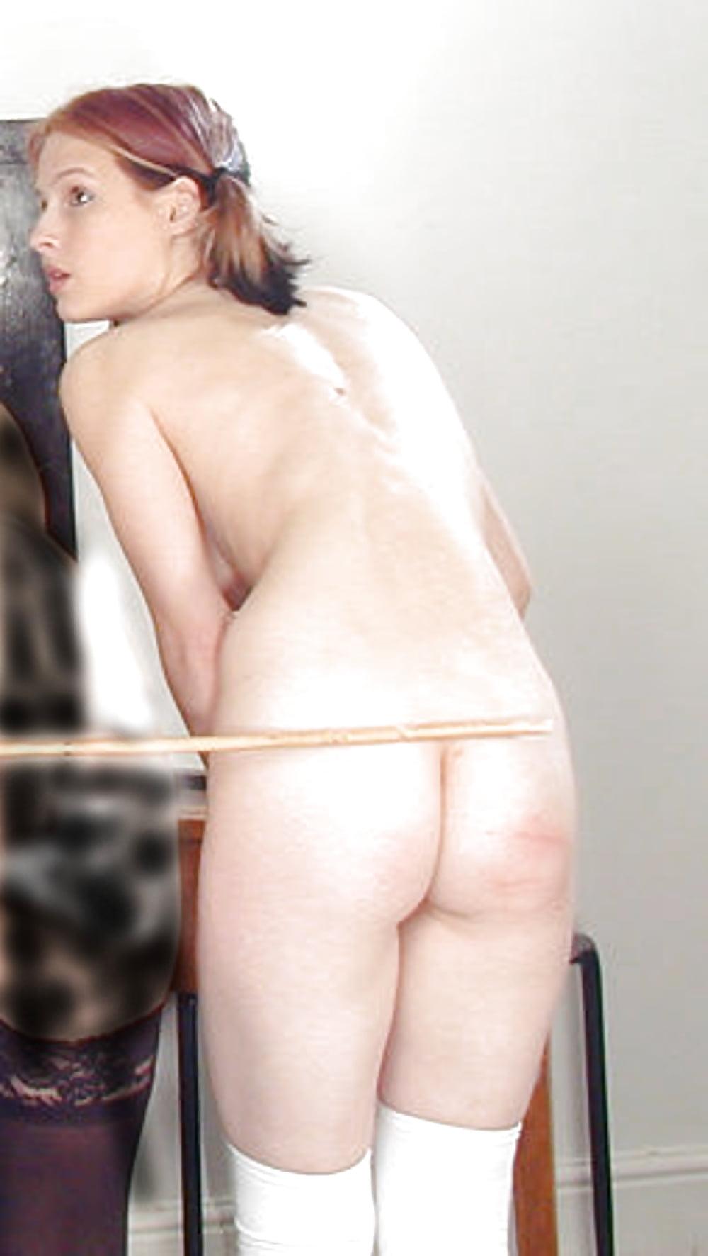 Nude latina female frontal