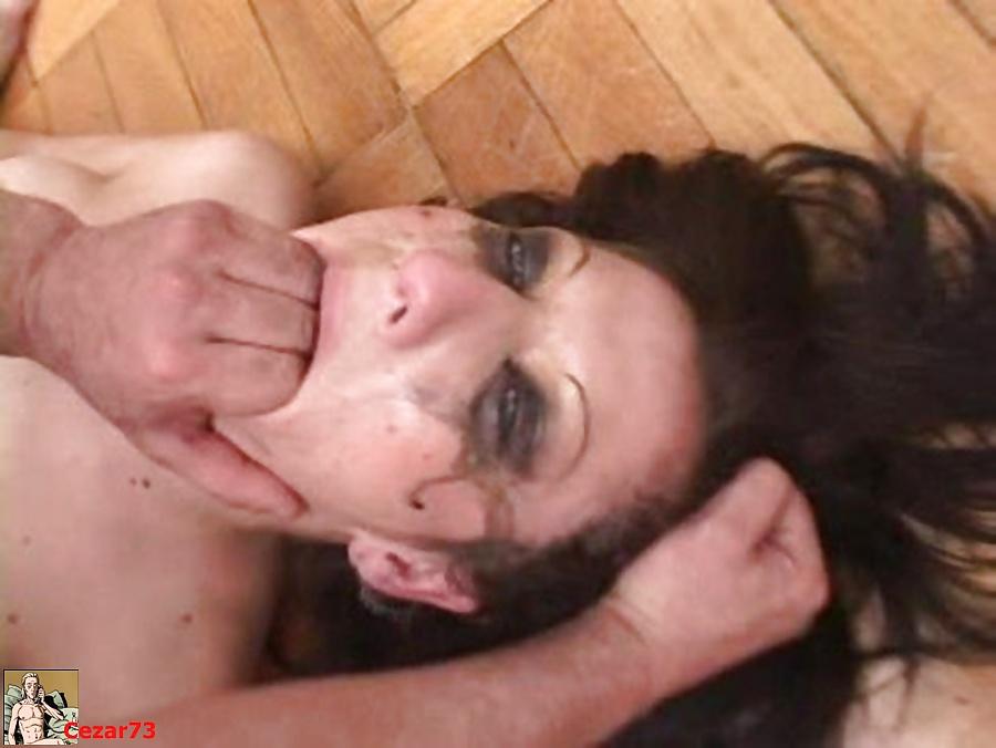 порно трахнул в лицо и плюнул всё оргазма