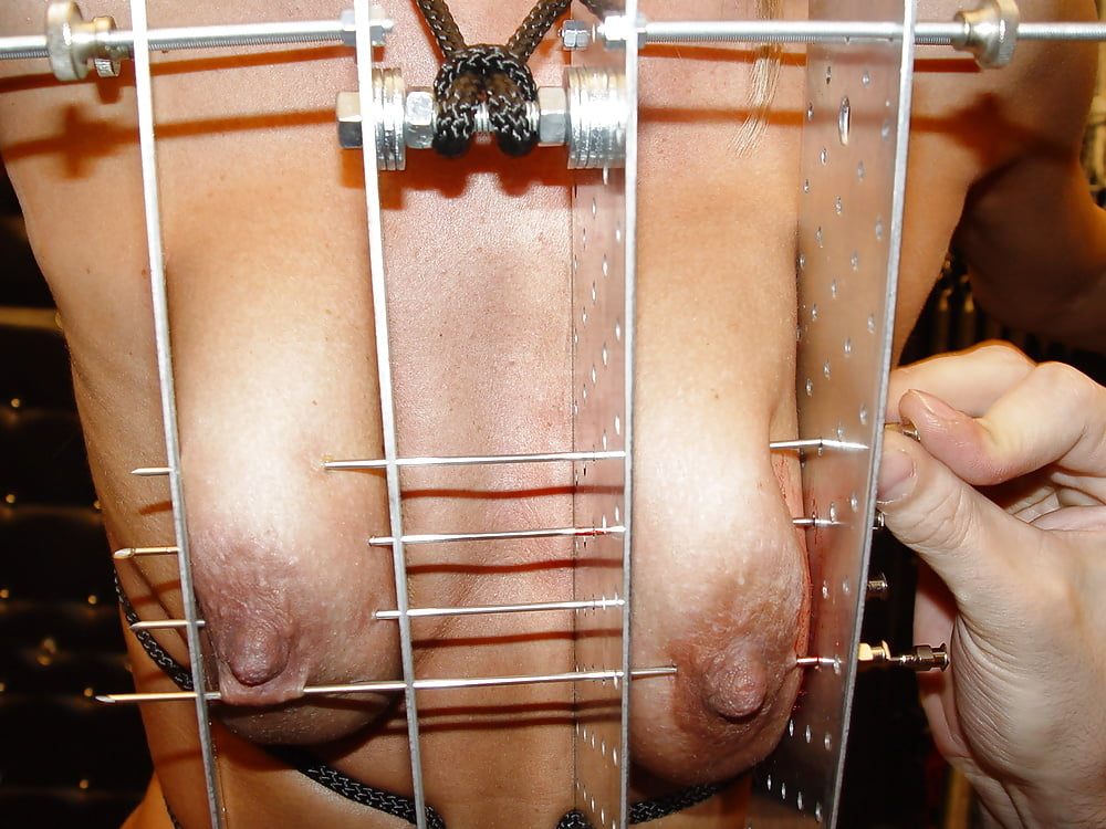 Skewers through breasts torture pics