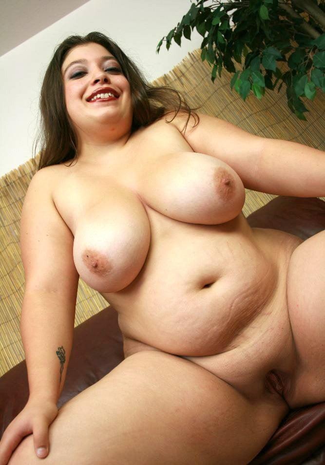 Bbw huge tits nude