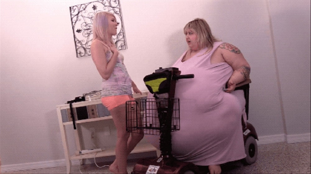 SSBBW With Breathing Or Mobility Apparatus - 15 Pics