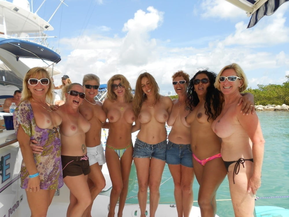 Naked On The Ship