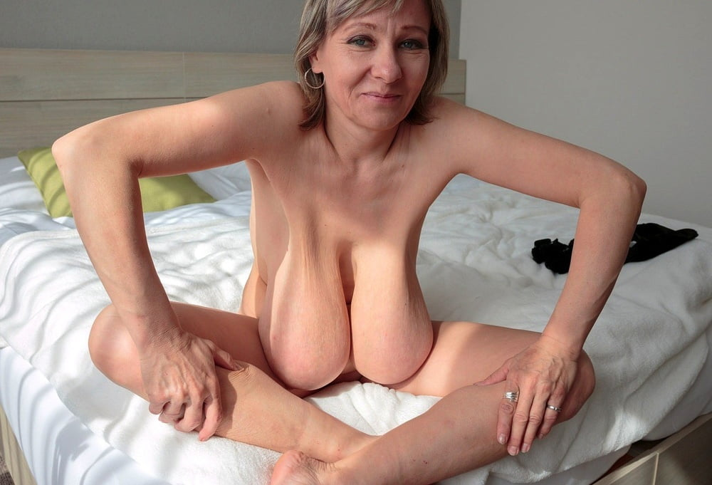 Girl porn mature women with sagging tits