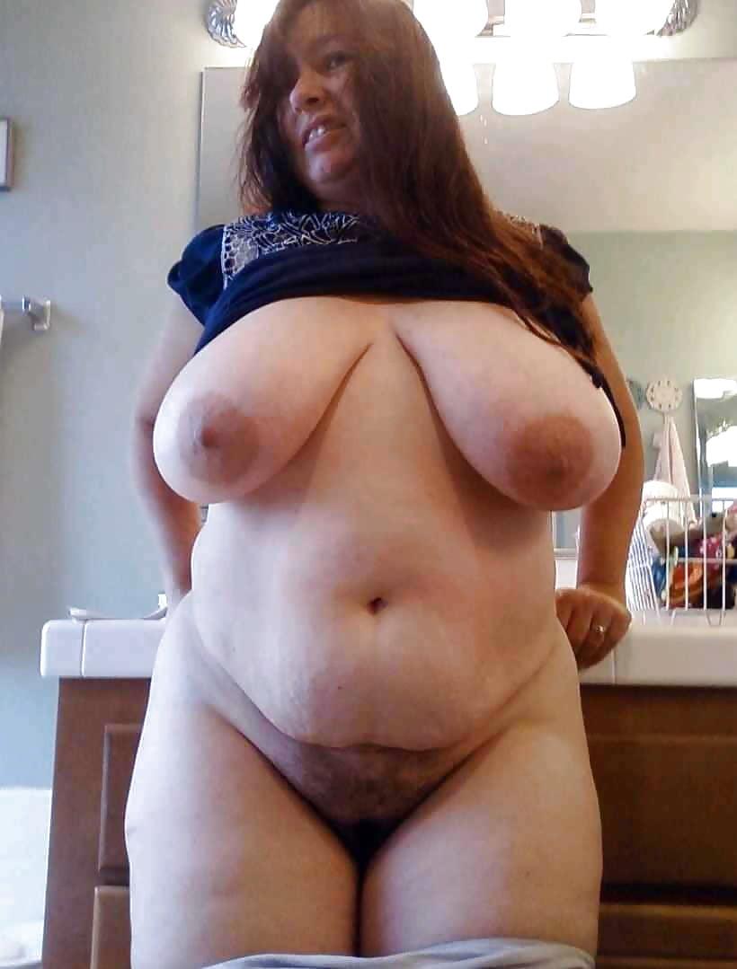 Busty chubby fat plump