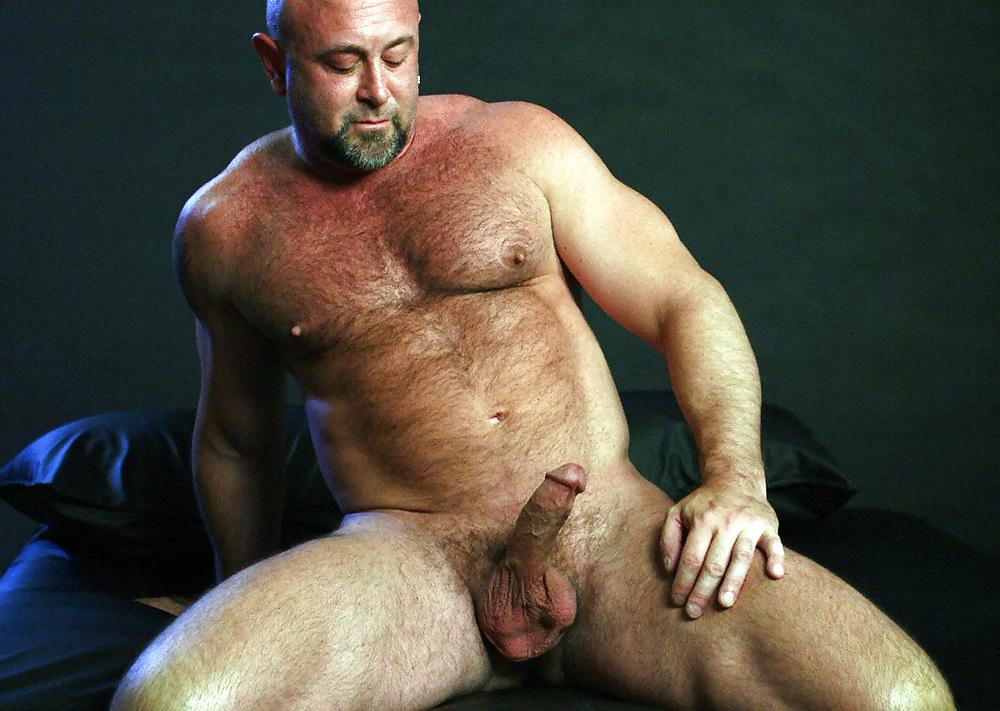 Nude Gay Hunk