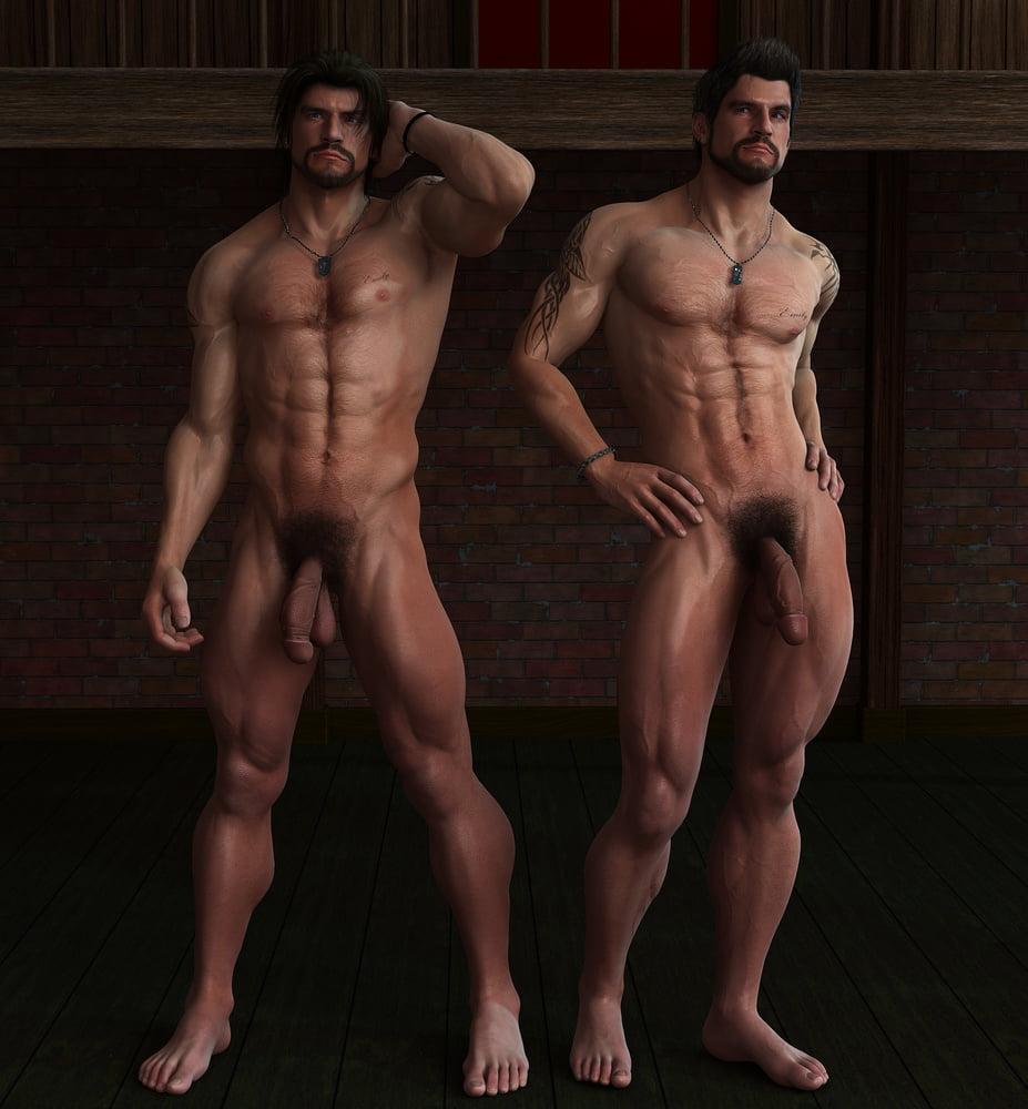 Amputee man gay show naked