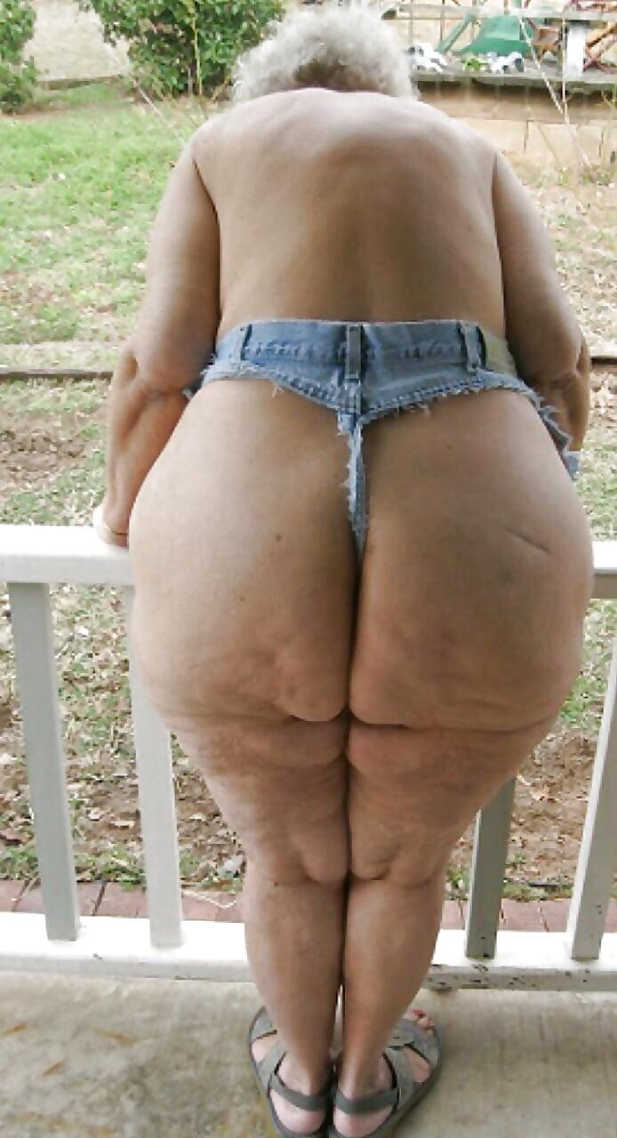Granny Big Butt, Porn