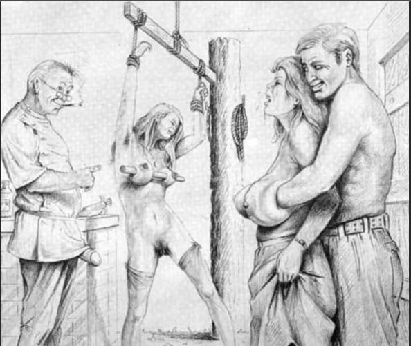 определенное разрешение, старое порно на тему наказание через ад стали узновать