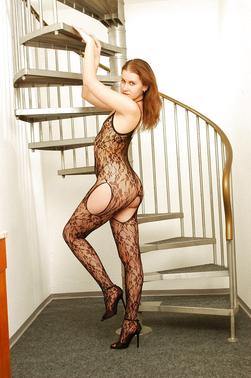 Bodystocking sex picture #11