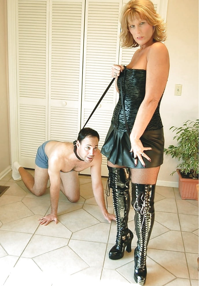 Mature dominant mistress captions