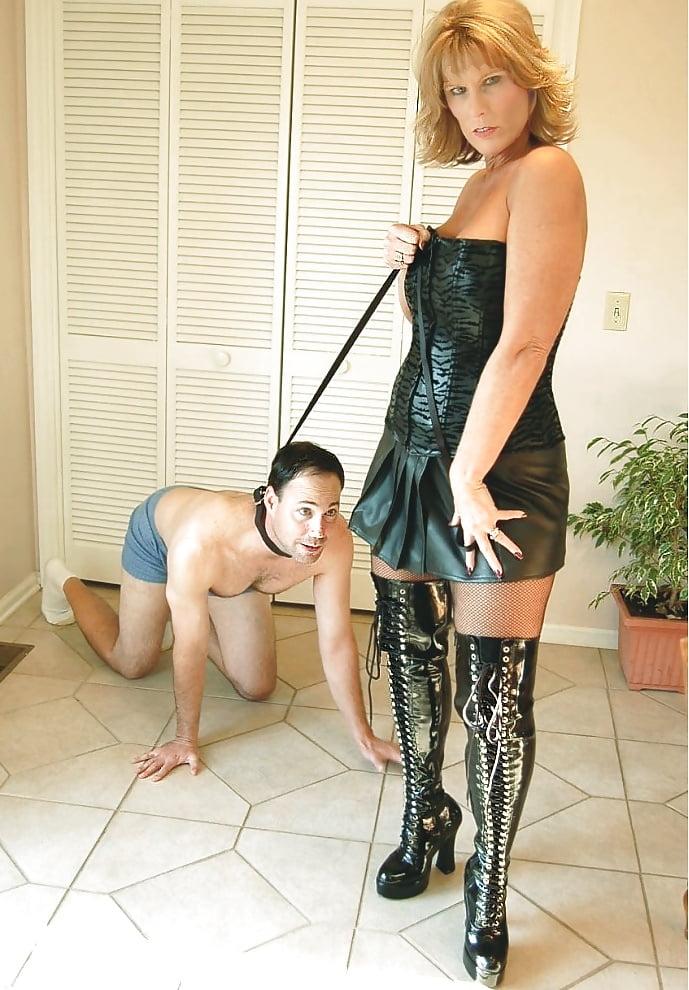 Mature mistress sensuous #9