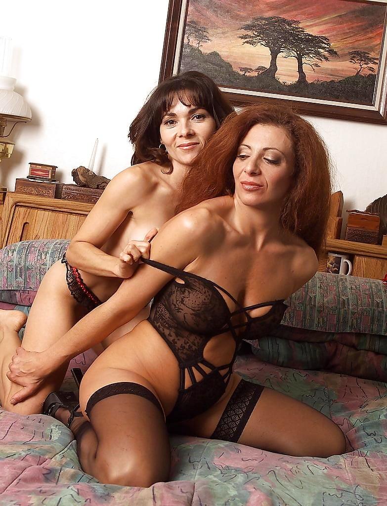 лесбиянки зрелого возраста