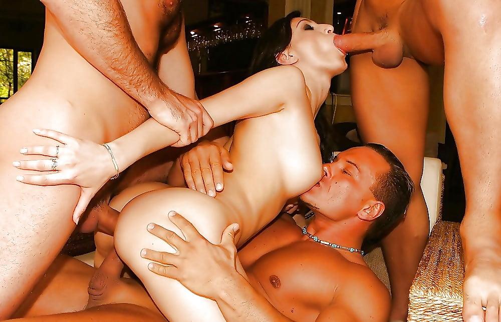 Порно Группа Втроем