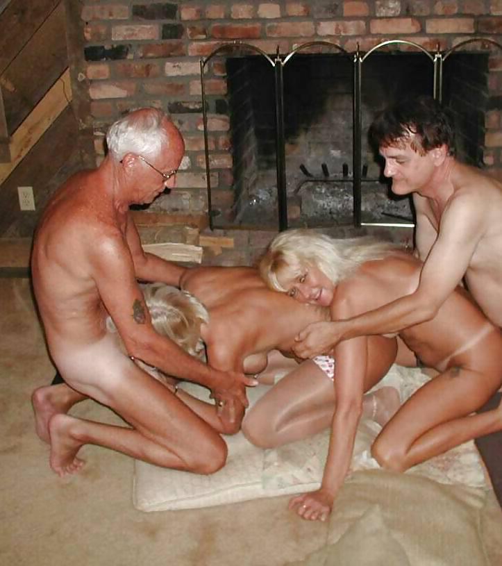 horny-granny-orgy