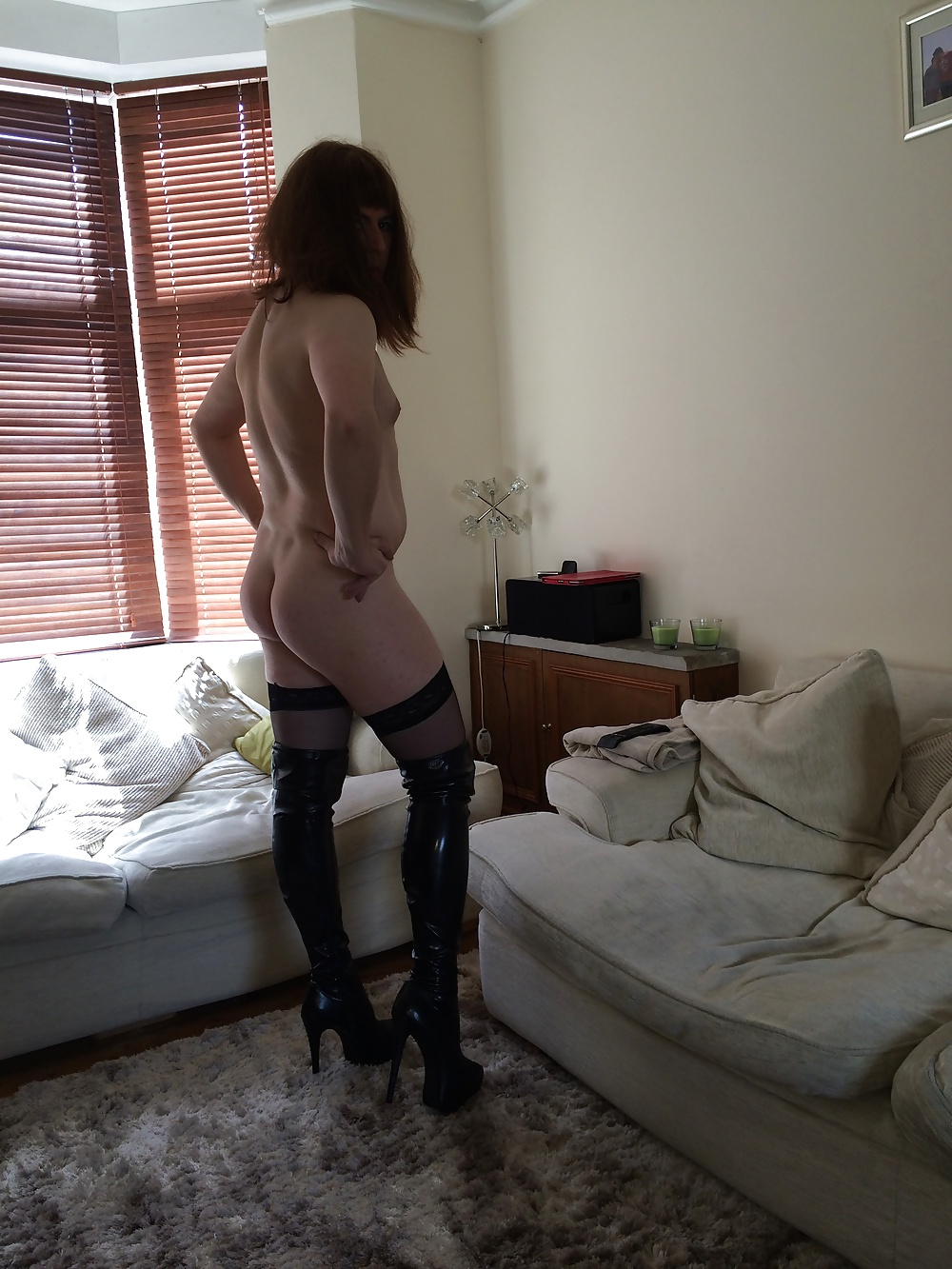 Sissy boots