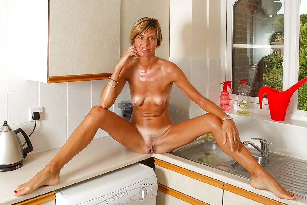 Thin naked married women