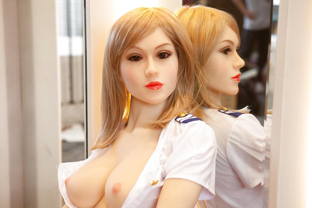 Real life sex robot 15