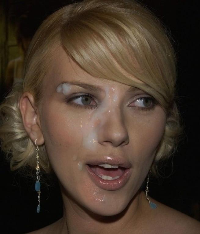 Фото лица в сперме звезд