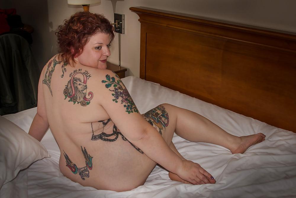 Bbw naked tattoos